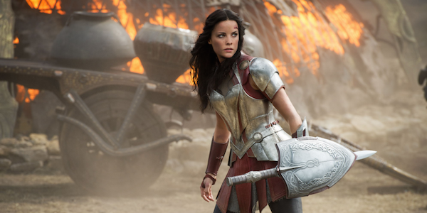 Lady Sif in Thor The Dark World