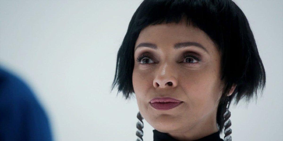 Tamara Taylor on Agents of S.H.I.E.L.D.