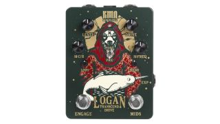 KMA Machines Logan drive pedal