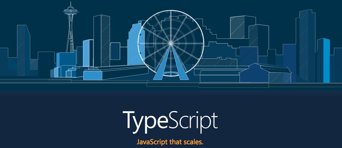 TypeScript homepage