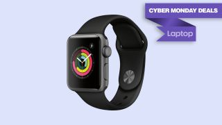 Apple Watch Series 3 Cyber Monday deal