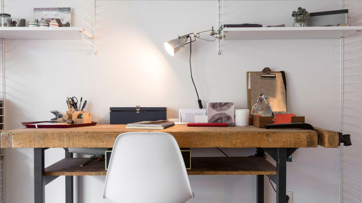 Working from home: how to use lighting to be more productive