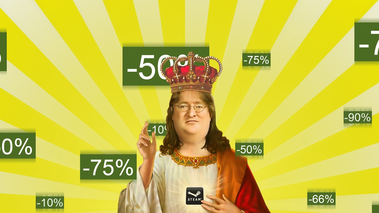 Steam summer sale 2018 prizes