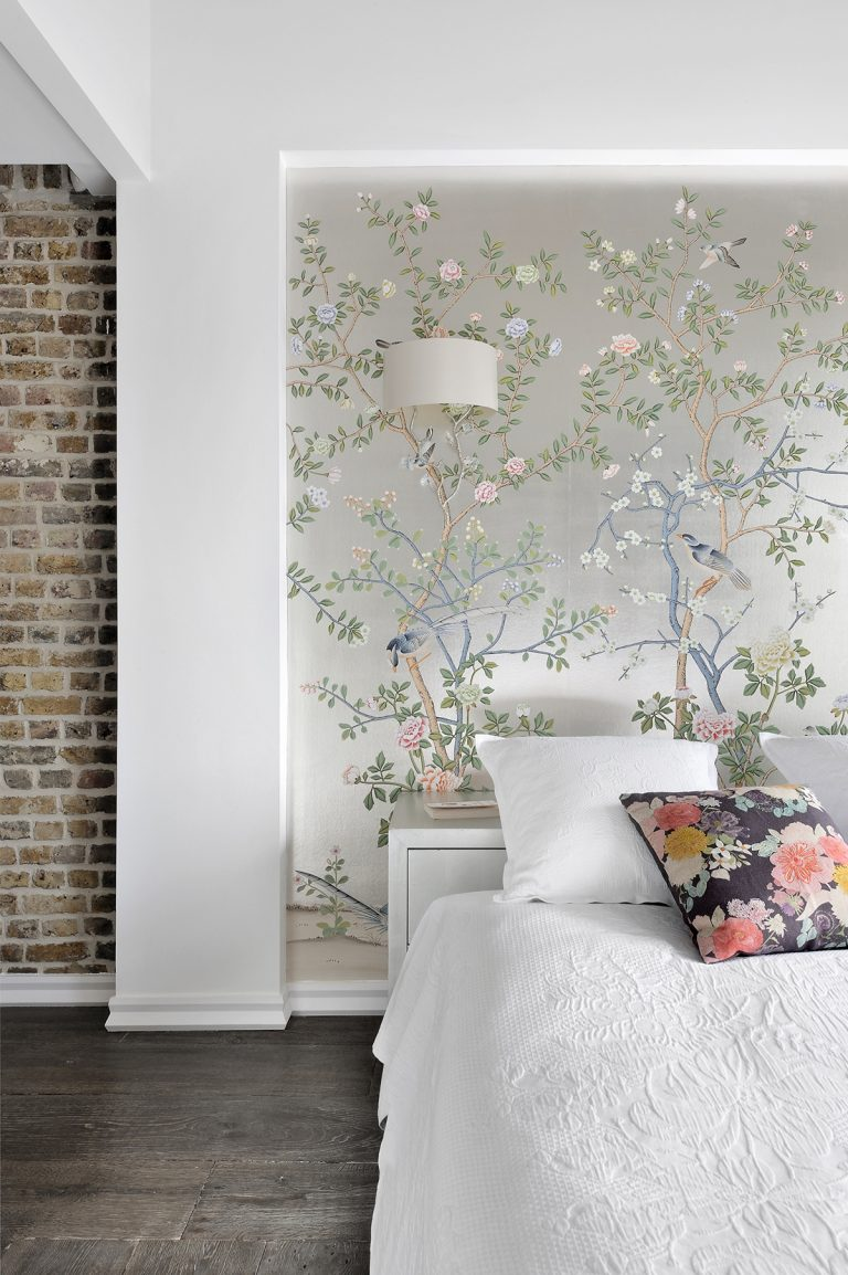 De Gournay shows us striking ways to create impact with wallpaper