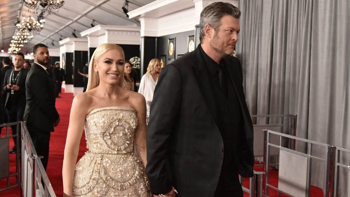 Gwen Stefani admits she felt 'insecure' before Blake Shelton proposed - woman&home