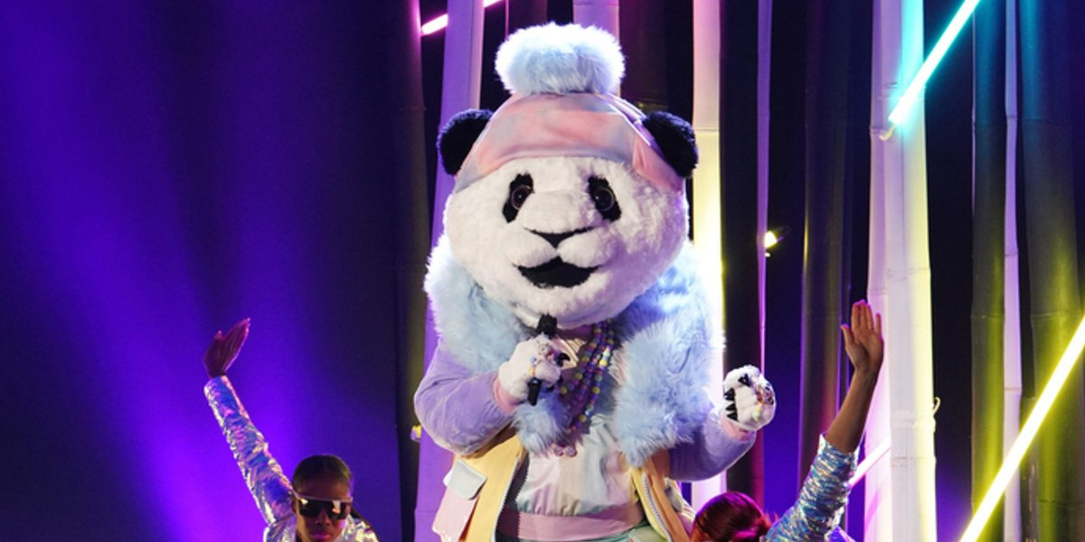 the masked singer season 2 panda fox