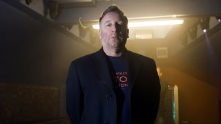 A press shot of Peter Hook