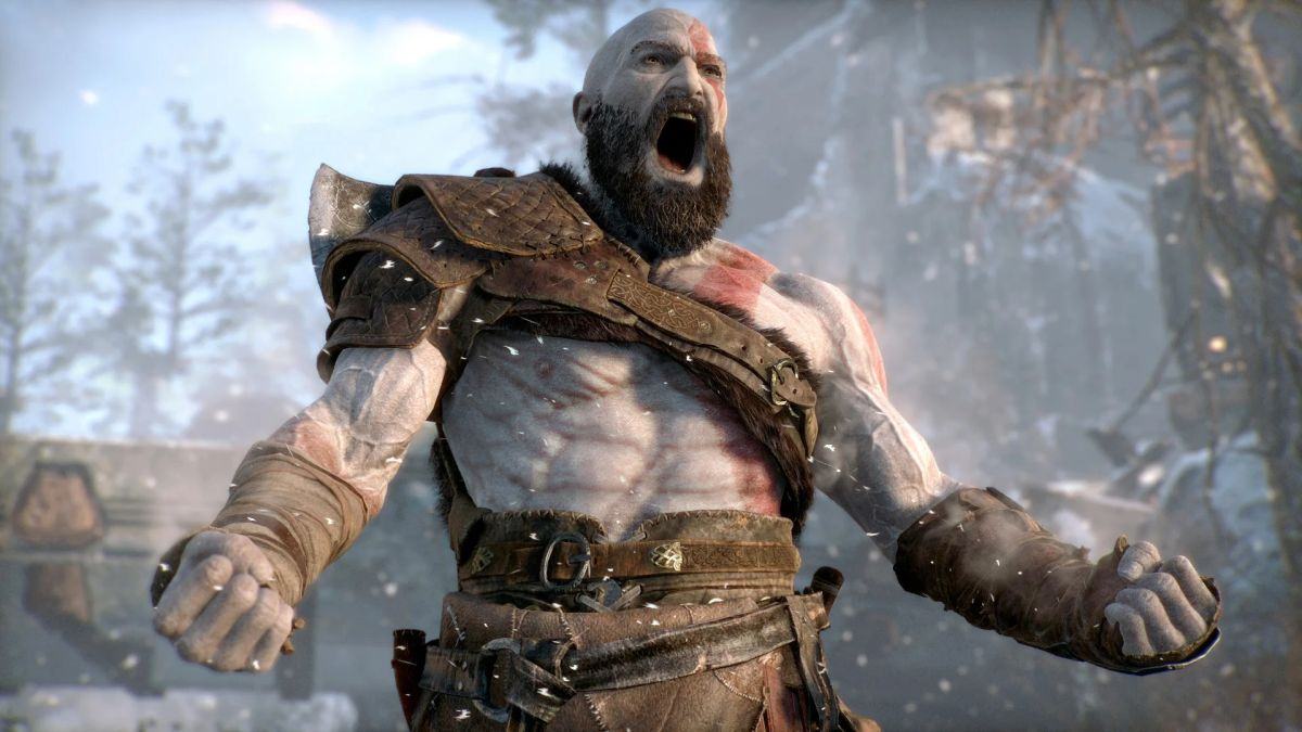 God of War on PS5 is backwards compatibility done right - Tom's Guide