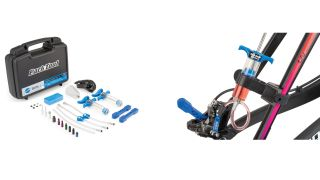 Park Tool's brake bleed kit