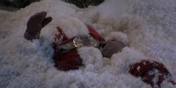 The Santa Clause - Santa Claus Death Scene Screenshot