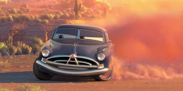 Doc Hudson in Cars