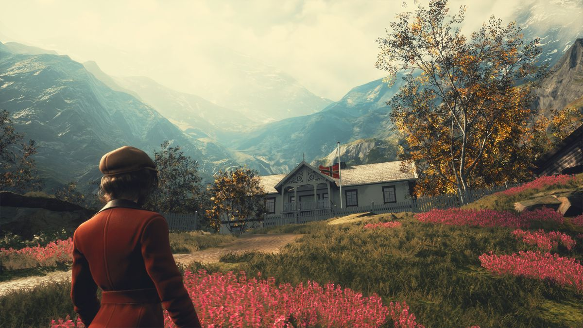 Draugen is a striking Nordic mystery with an unreliable narrator