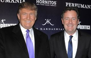Piers Morgan to give first look at his Donald Trump interview on Good Morning Britain