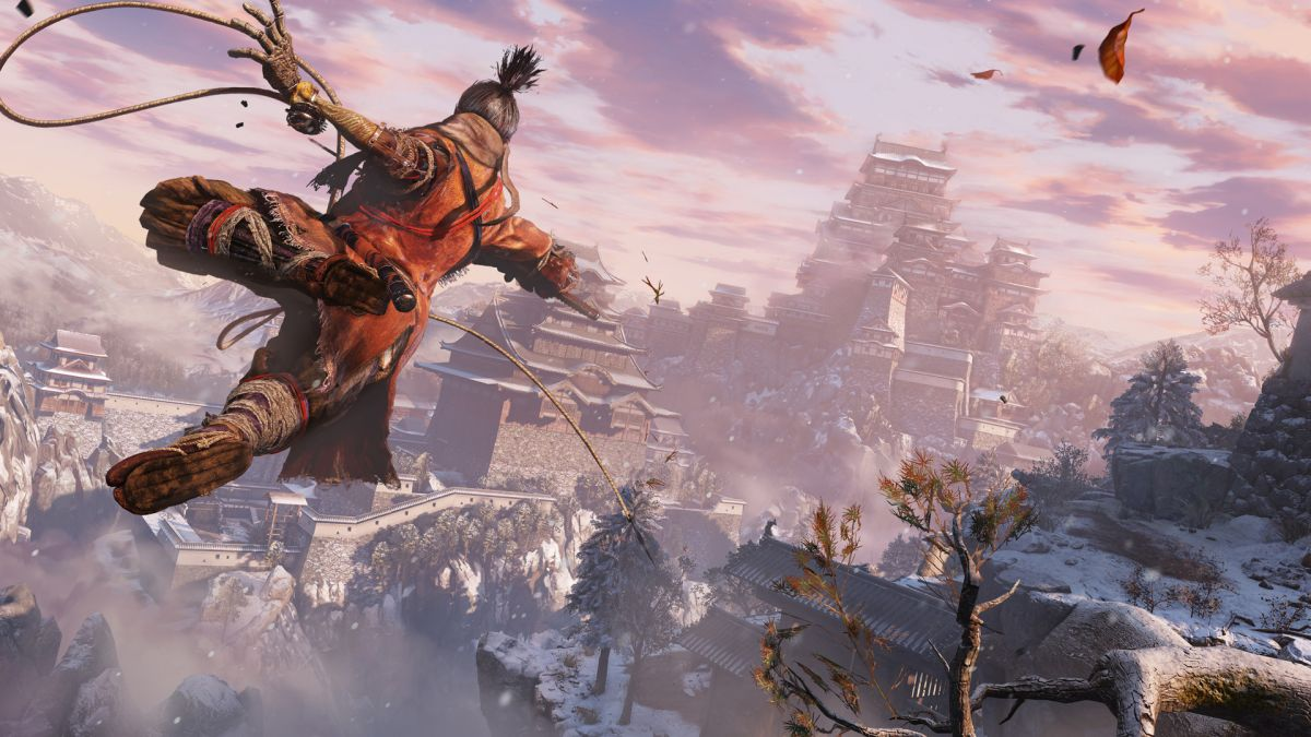 The best Sekiro mods | PC Gamer