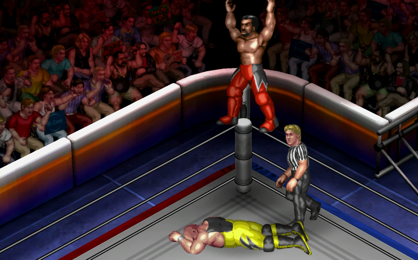 Fire Pro Wrestling World gets right what every WWE game gets