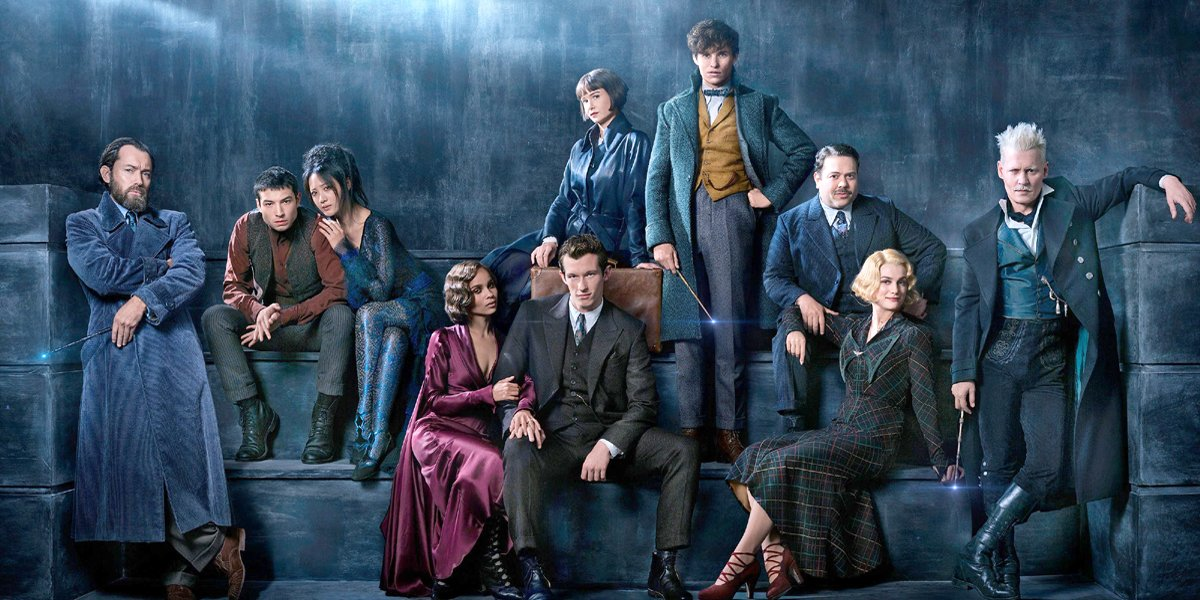 Fantastic Beasts 3 Star Confirms Return As Mysterious Movie Starts ...
