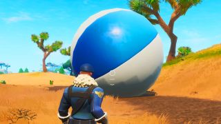 Fortnite Giant Beach Ball