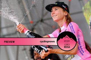 Annemiek van Vleuten (Mitchelton-Scott) wins the 2019 Giro Rosa