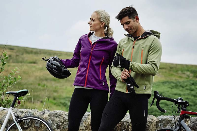 For drizzly weather there s a hooded cycling jacket (£24.99) that s said to  be waterproof ec6b345b3