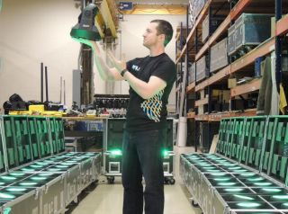 Intelligent Lighting Creations Chooses Elation's Volt Q5