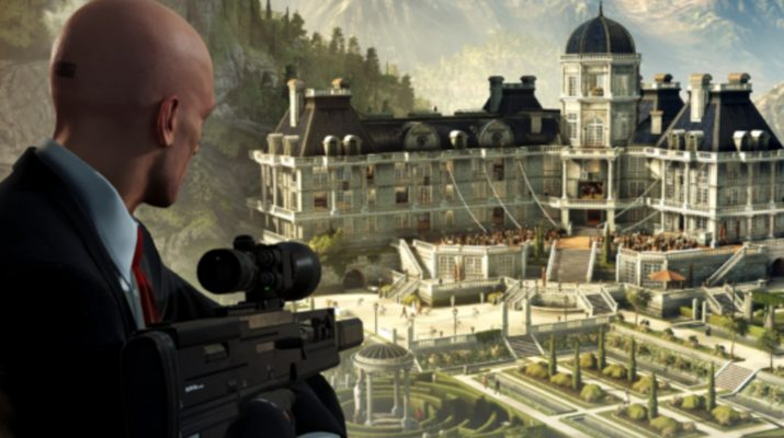Hitman 3 gameplay trailer shows the offensive potential of sausages, flour, and feather dusters