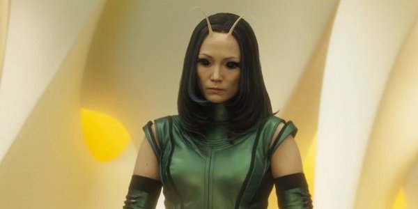 See What Mantis Almost Looked Like In Guardians Of The Galaxy Vol. 2 - CINEMABLEND