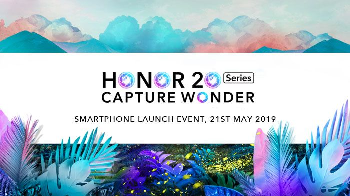 Honor 20 Series Launch Event livestream