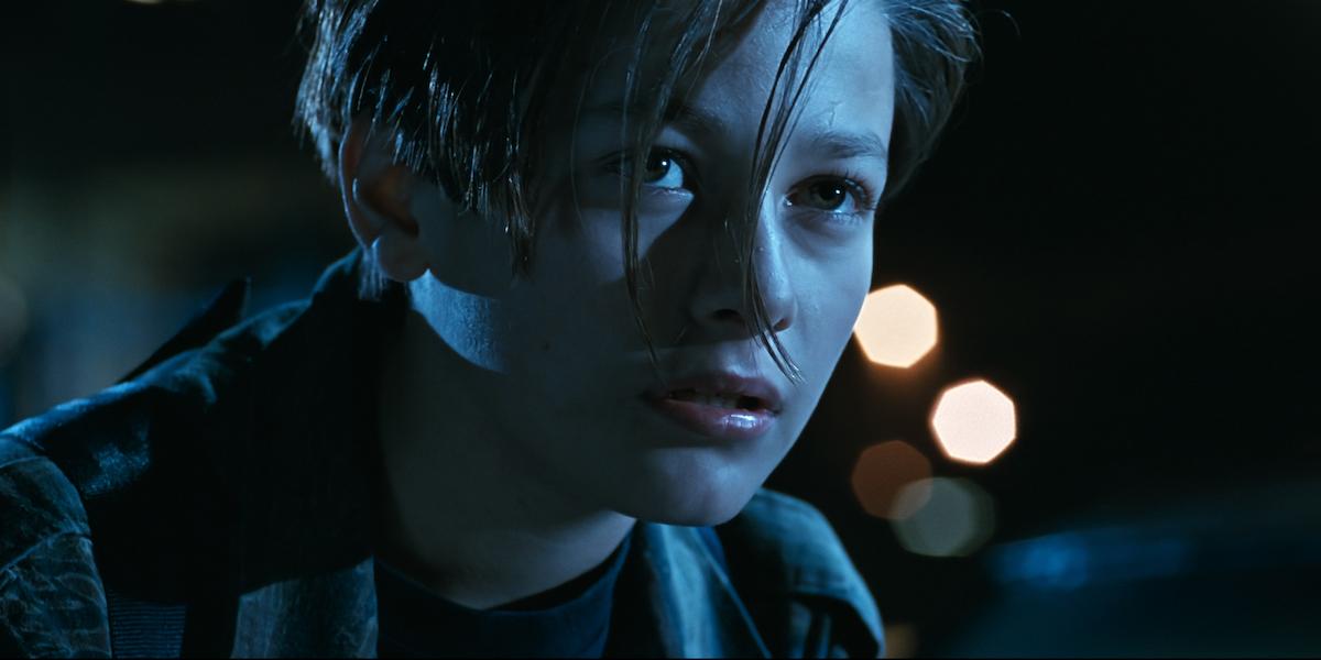 John Connor in Terminator 2: Judgement Day