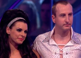 Dancing On Ice: Andy Whyment is out