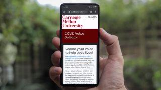 La prueba de coronavirus por voz COVID Voice Detector