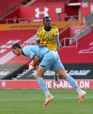 Southampton v Arsenal – Premier League – St Mary's