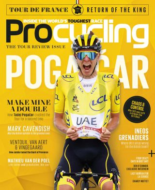 Procycling's new issue out now