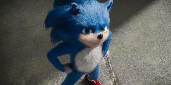 Sonic' original design