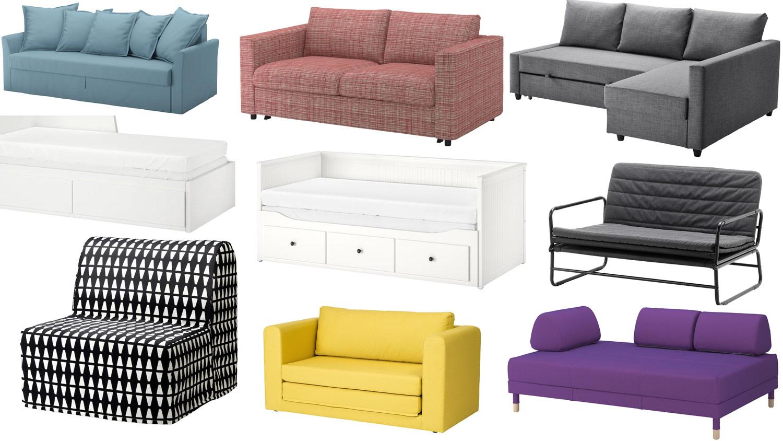 300+ The best IKEA sofa beds   Livingetc
