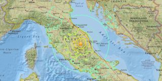 norcia-earthquake-map