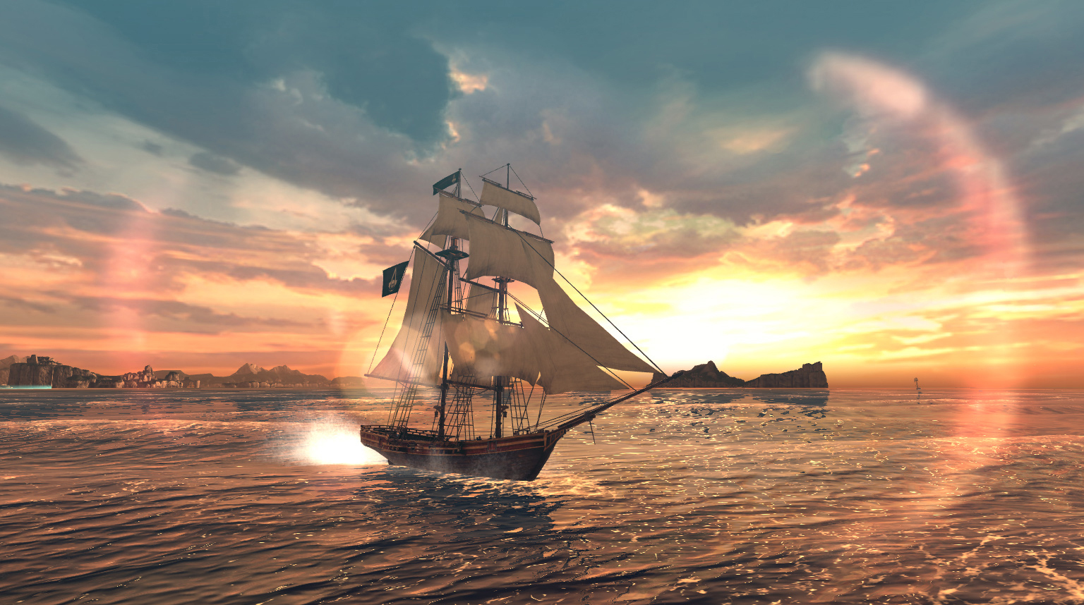 Assassin's Creed Pirates Set One Year After Assassin's Creed 4 #28805
