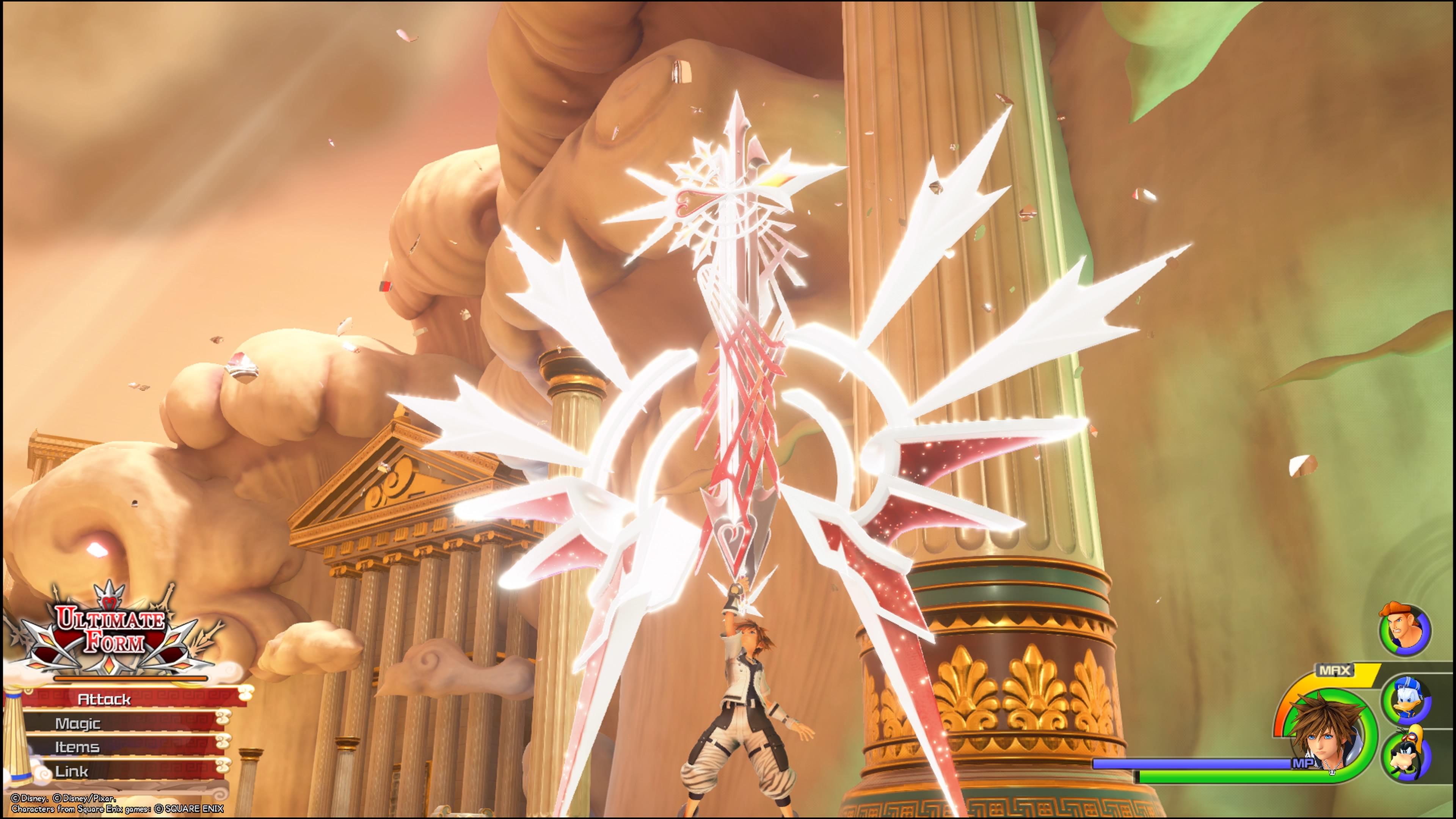 Kingdom Hearts Christmas.Kingdom Hearts 3 Ultima Weapon Guide How To Get The Ultima