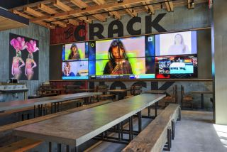 Crack Shack Leverages Xantech and ELAN Technology to Expand to New Las Vegas Location