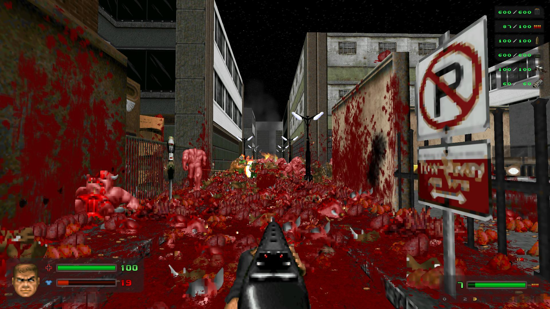 Latest Brutal Doom update means mod is 'basically completed' | PC Gamer