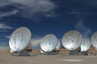 Giant New Telescope Inaugurated in Chile Today | ALMA | Space