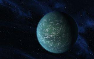 Kepler Alien Planet