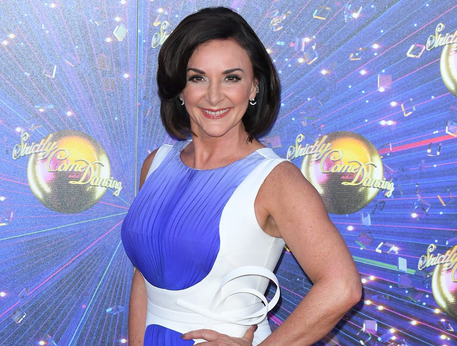 Shirley Ballas reveals she chipped half her tooth on Strictly Come Dancing tour in a rather unexpected way
