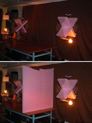 Wireless Power Lights Bulb 7 Feet Away | Live Science