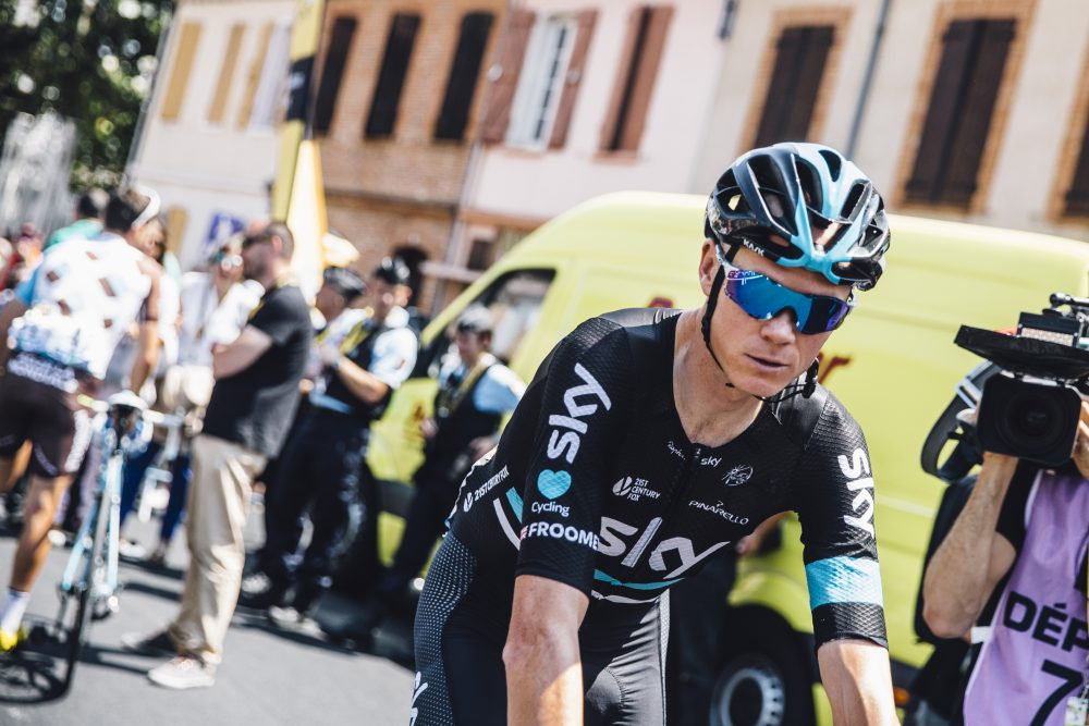 Early season races are 'too easy' for Chris Froome's Tour de France preparations