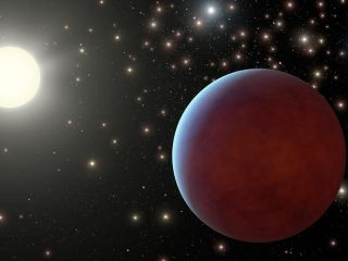 Alien Planets Star Cluster