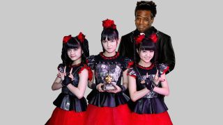 Xavier Woods and Babymetal