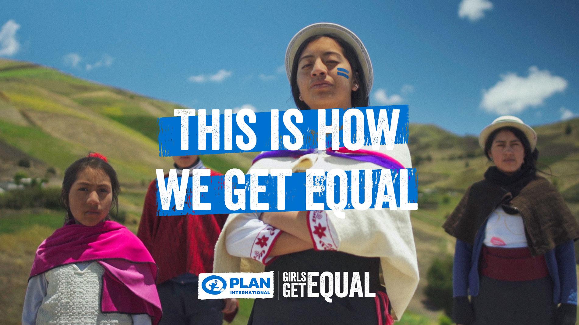 Girls Get Equal