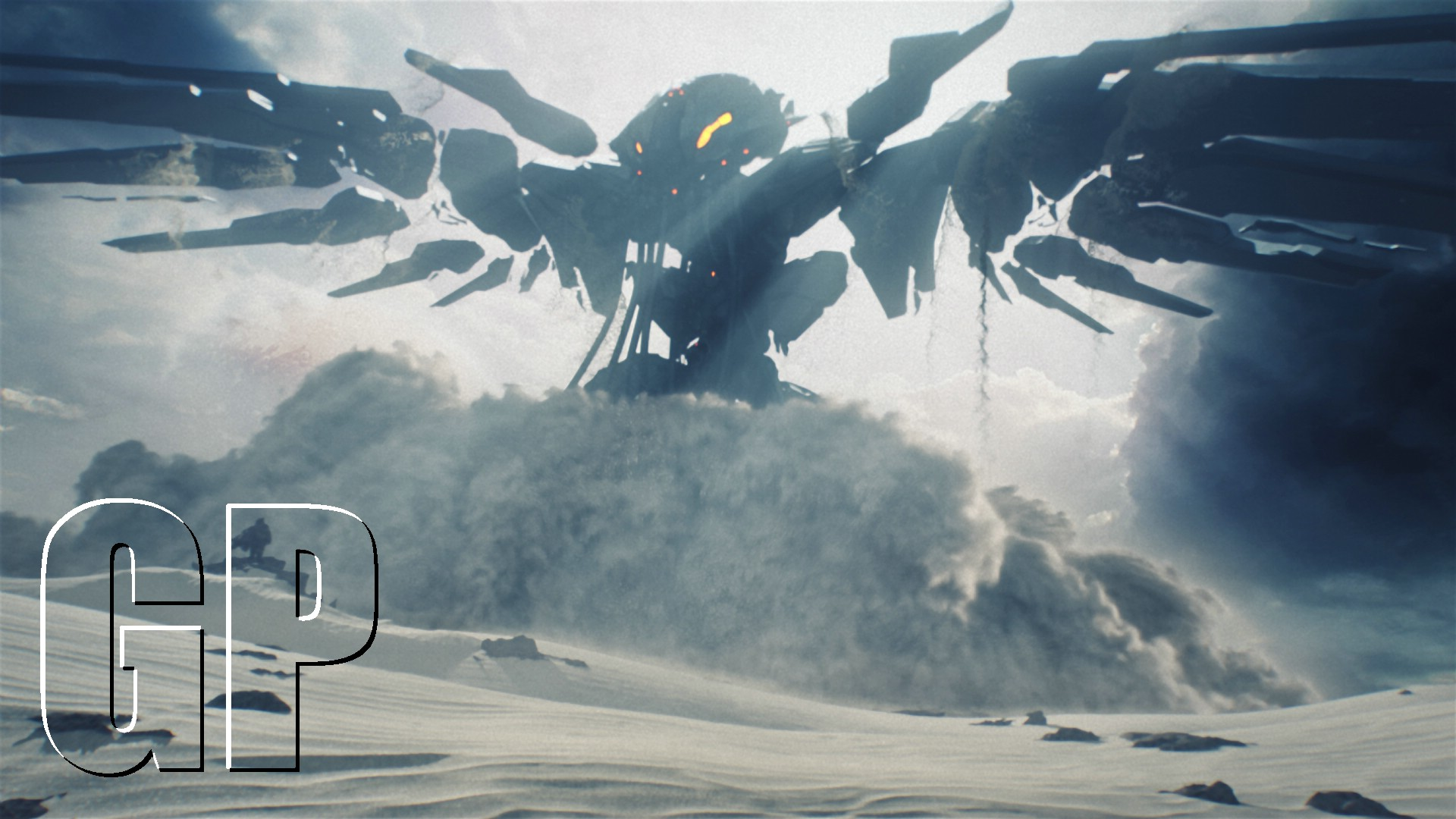 Halo 5 Xbox One Trailer Screenshots Master Chief In The Desert