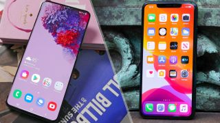 The Galaxy S20 Ultra vs iPhone 11 Pro Max is a heavyweight faceoff in the flagship smartphone world.