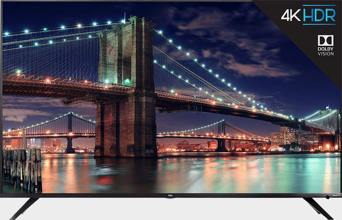 TCL's 65-inch 4K Smart TV is $150 off at multiple retailers